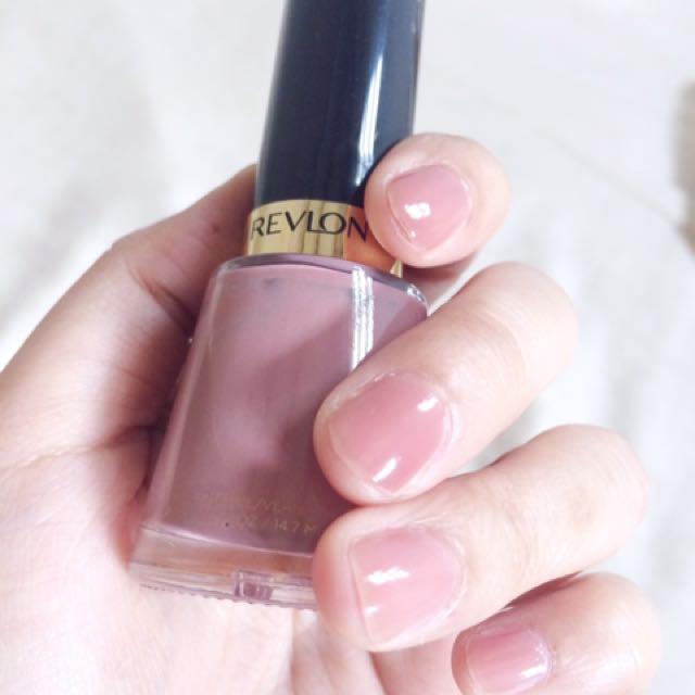 Kutek Revlon Nail Enamel No 041 Granite, Kesehatan & Kecantikan ...
