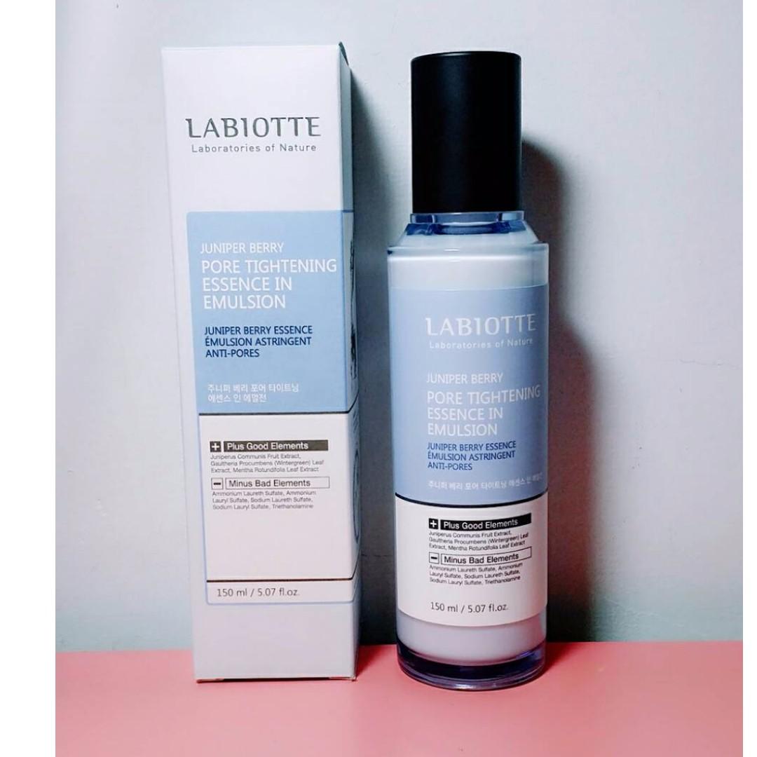 Labiotte 杜松子緊緻毛孔精華乳150ml