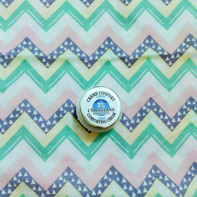 L'occitane Shea Butter Comforting Cream