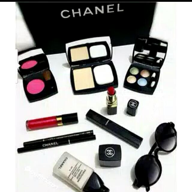 MAKEUP SERIES CHANEL 9in1
