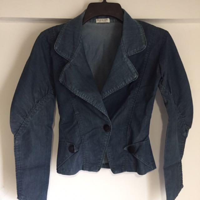 Maong Coat