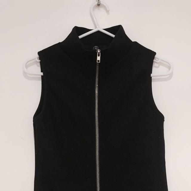 Missguided Turtleneck Dress