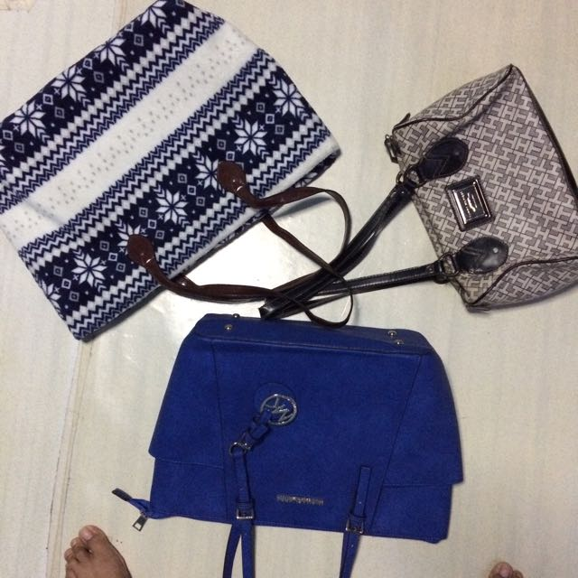 MK, TH Auth And Unbranded Bags