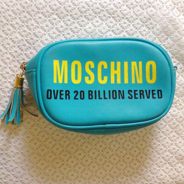 Moschino Pouch