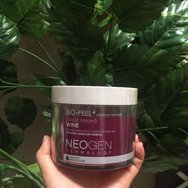 Neogen Gauze Peeling (Wine)