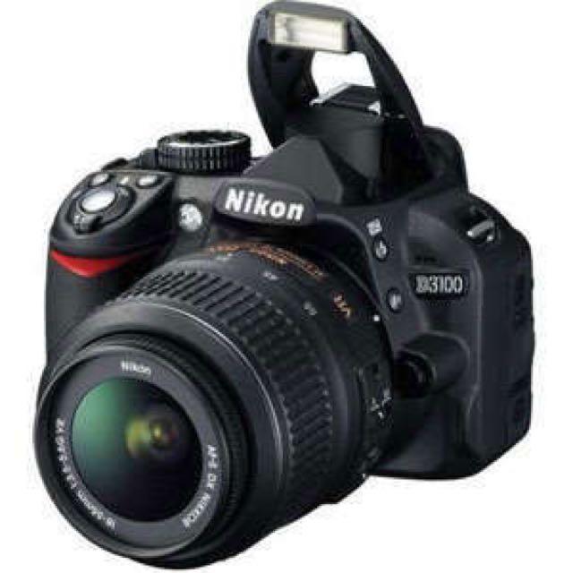 NIKON D3100 DSL