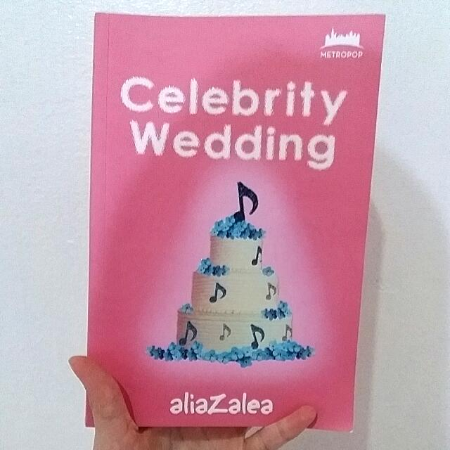 Novel Celebrity Wedding By Alia Azalea