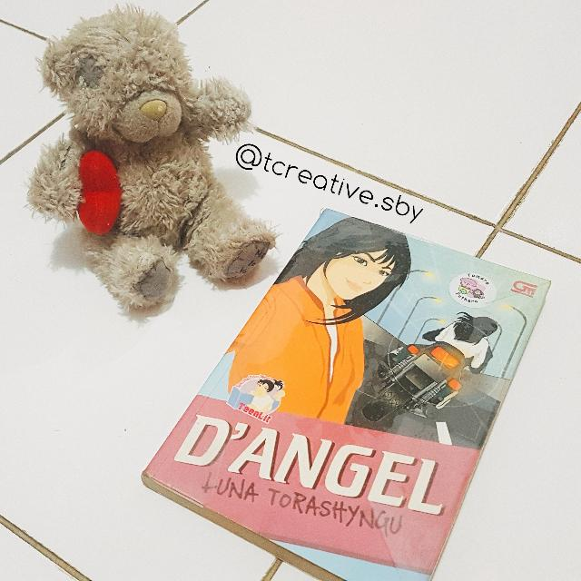 Novel Teenlit: D'ANGEL (Luna Torashyngu)