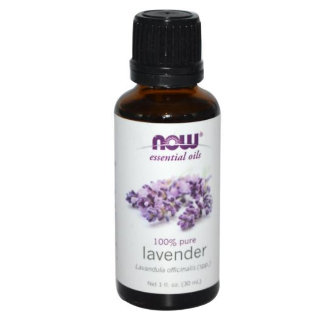 Now Foods Essential Oil 100% Pure Lavender 30ml 純正薰衣草精油