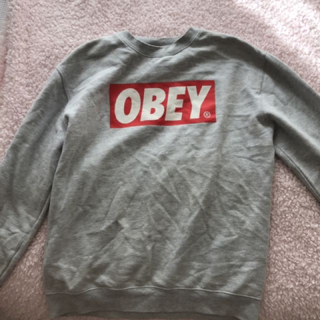 Obey Jumper