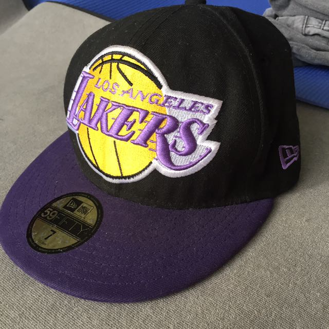 Orig New Era Lakers Cap