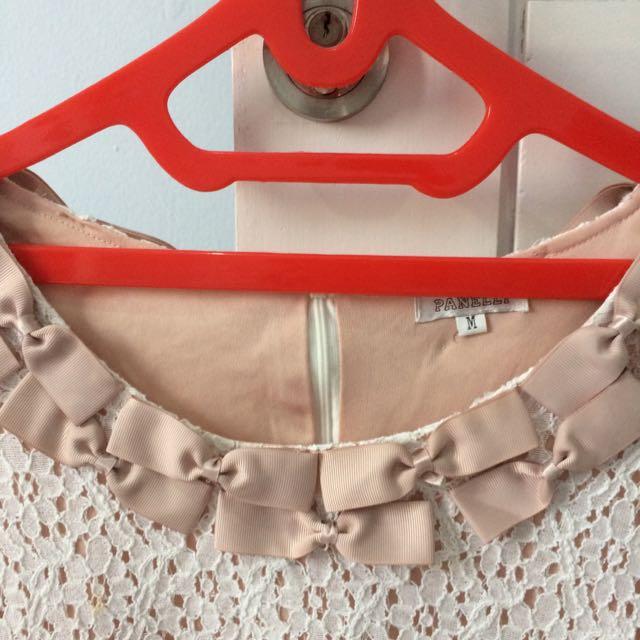 PANELLI Ribbon Dress
