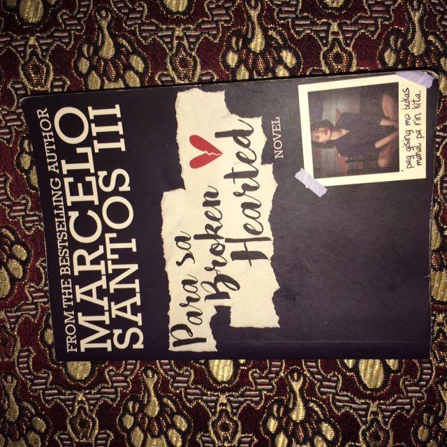 Para sa Broken Hearted Novel