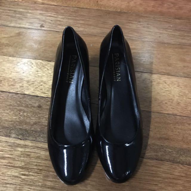 Parisian Balck Shoes