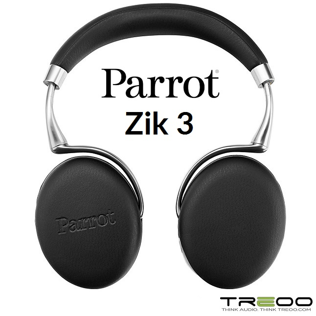 f5bf1a9ed04 Clearance!] Parrot Zik 3 Bluetooth ANC NFC Over-Ear Headphone with ...