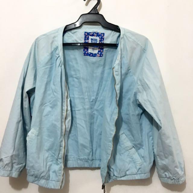 Pastel Blue Jacket