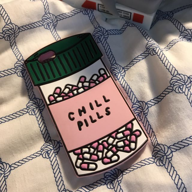 Pill Iphone 6 Cover