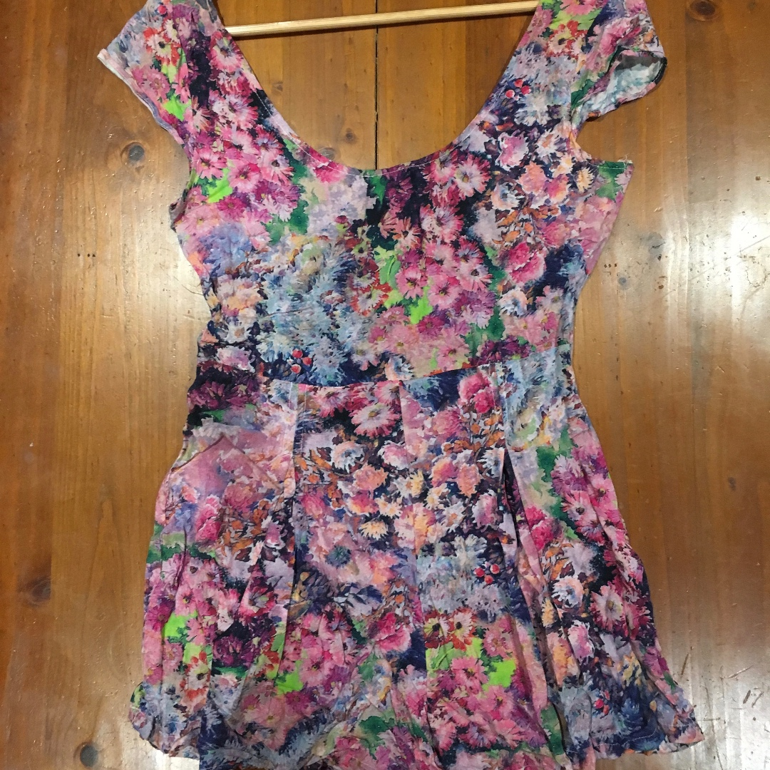 Playsuit Size XS