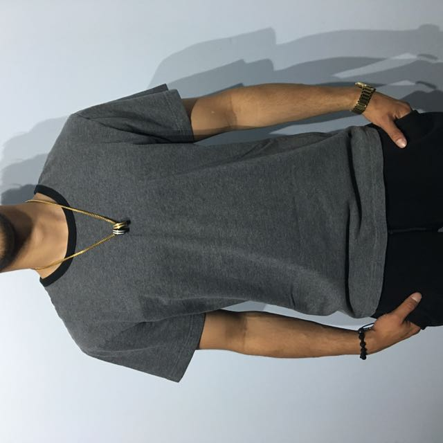 Polo Grey T-shirt