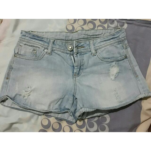 👒PRE-LOVED Denim Shorts