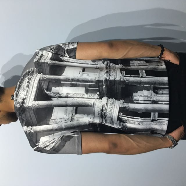 Printed Shirt - Forever 21 Men