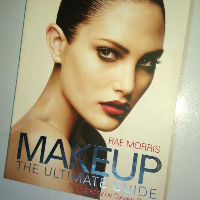 Rae Morris Makeup Book
