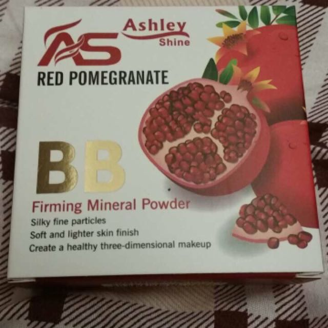 Red Pomegranate BB Firming Mineral Powder
