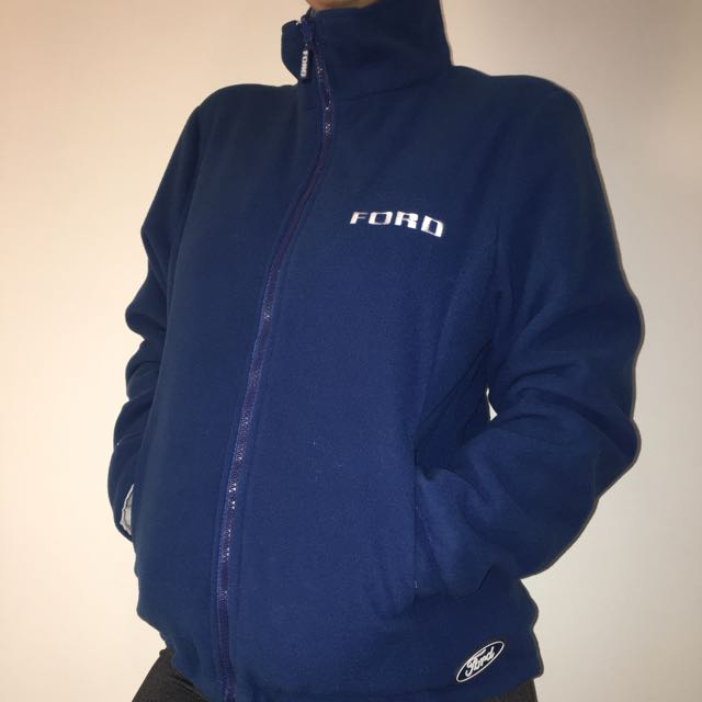 Reversible Ford Jacket