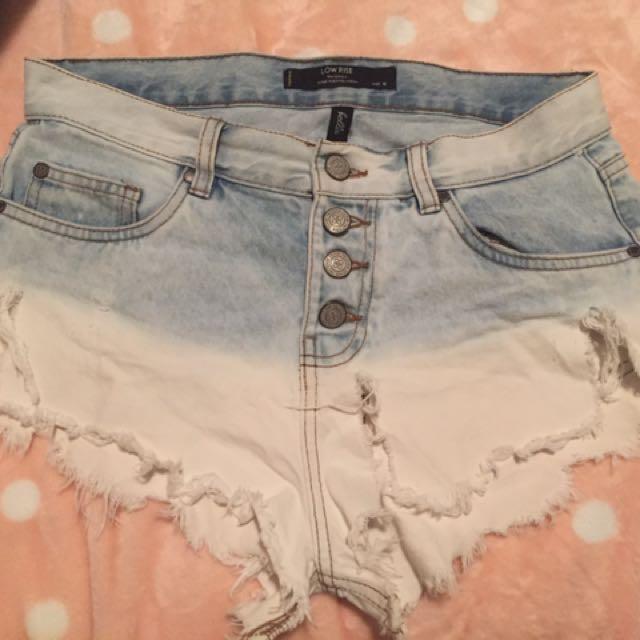 Ripped Shorts