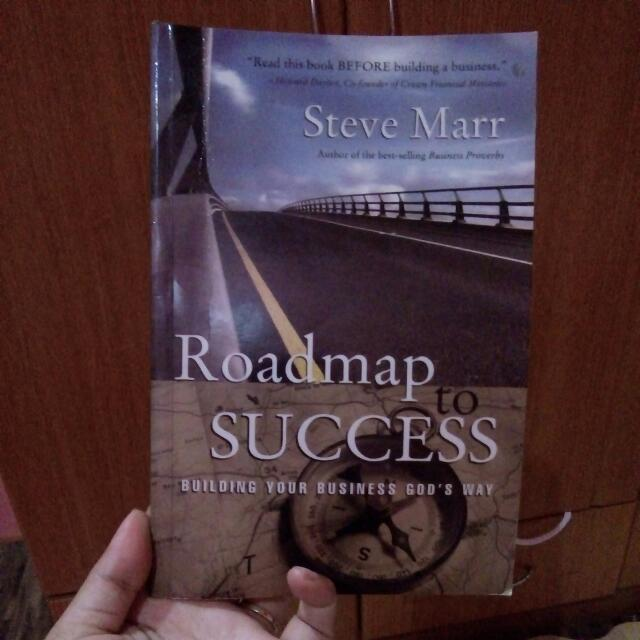 Roadmap to Success by Steve Marr