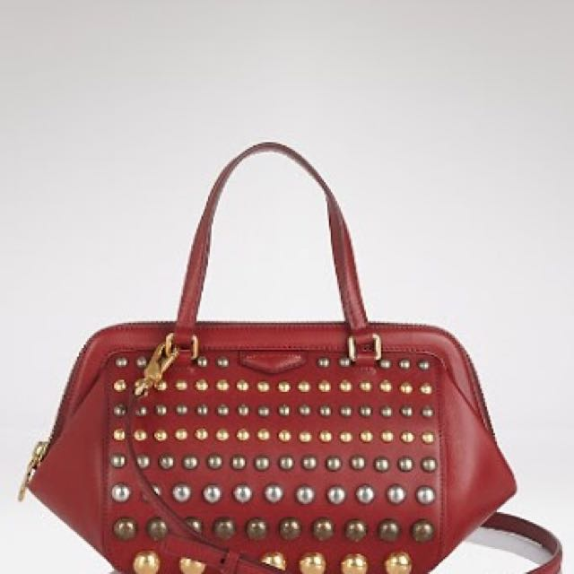 RUSH SALE! Marc Jacobs Studded Thunderdome