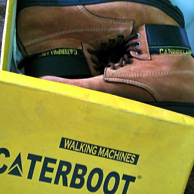 Sepatu Caterpillar Caterboot
