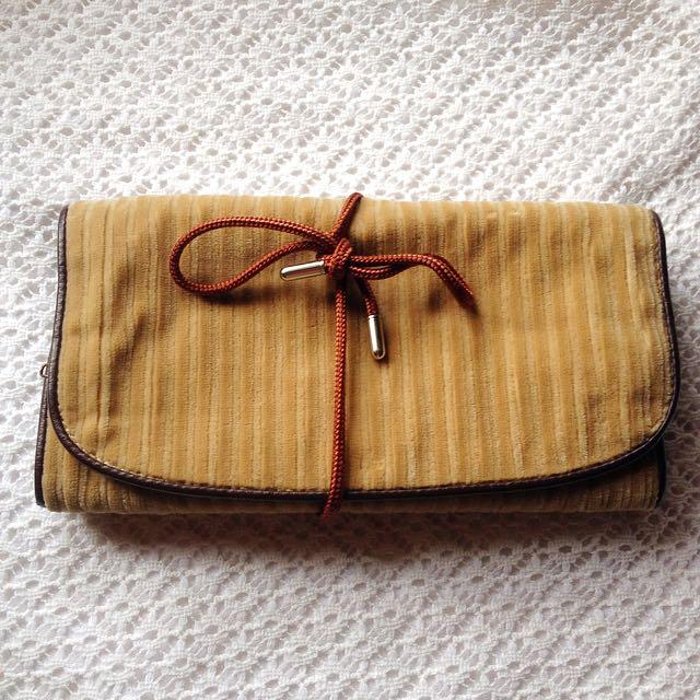 Shiseido Cosmetic Pouch/bag