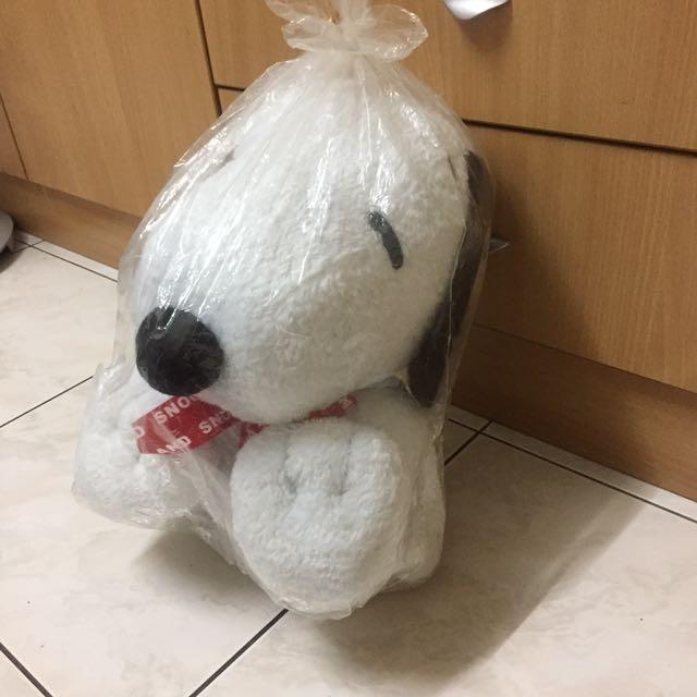 Snoopy娃娃