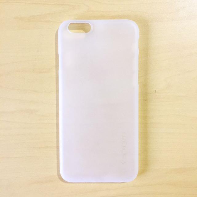 Spigen iPhone 6/6s Air Skin Soft