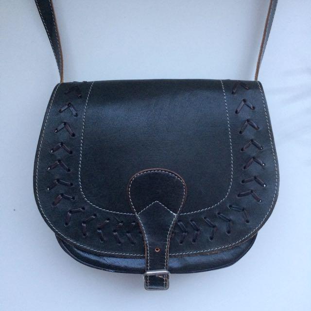 Sportsgirl Saddle Bag