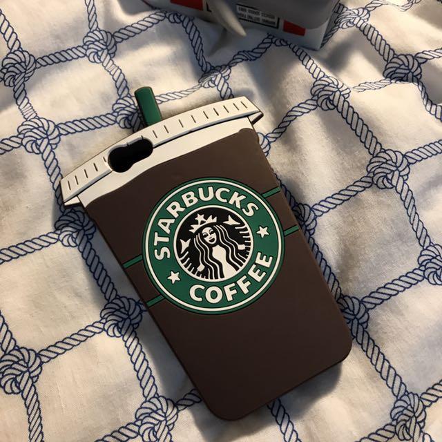 Starbucks Iphone 6 Cover