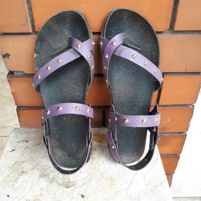 Studs Sandals