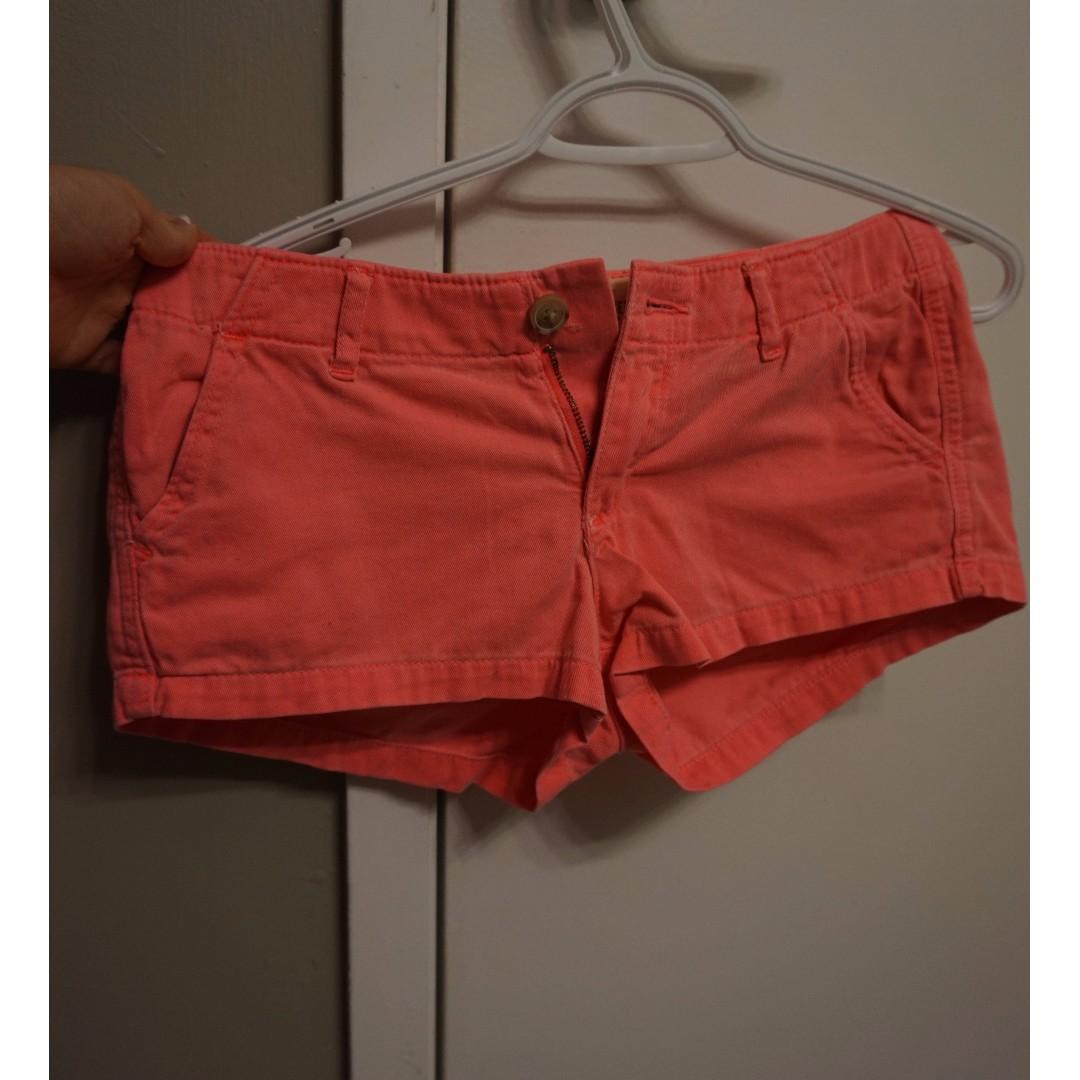 summer shorts (xs)