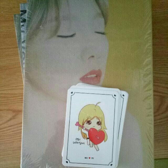 少女時代 太妍 Taeyeon SOLO MY VOICE 空專