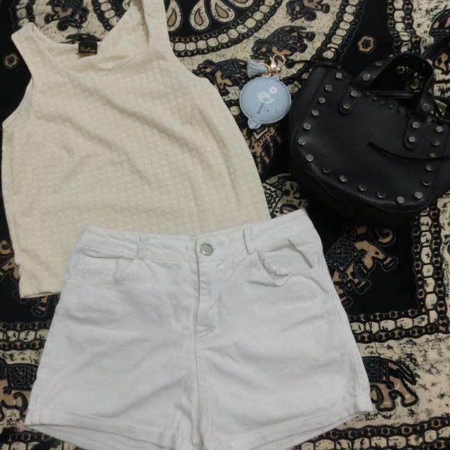 Tank - Hotpants One Set