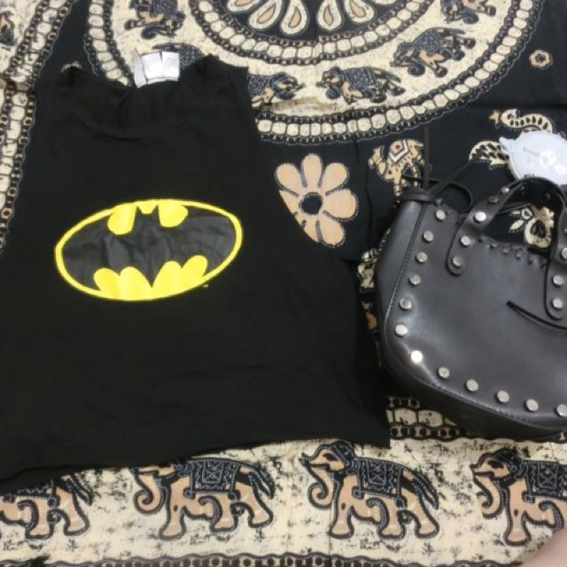 Tanktop Batman by HnM Divided