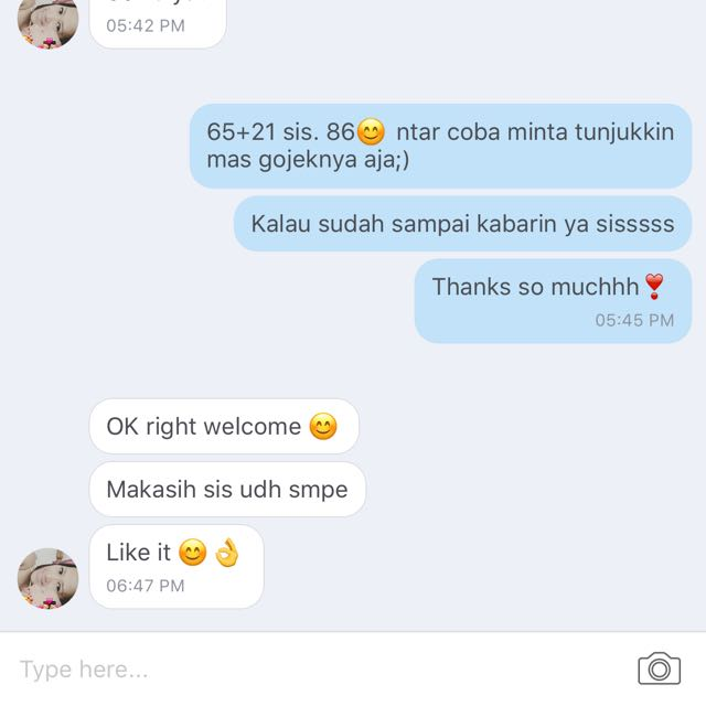 TESTI CUSTOMERS❣️