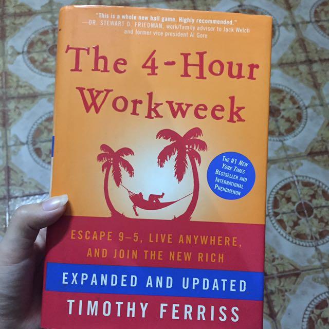 The 4- Hour Workweek