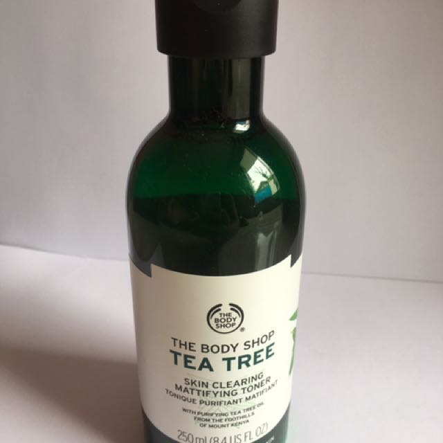 The Body Shop Tea Tree (Toner)