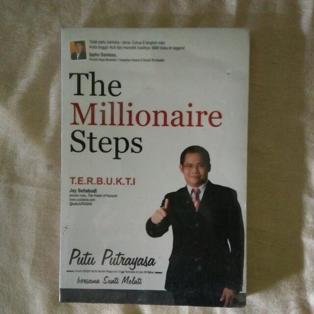 The Millionaire Steps by Putu Putrayasa