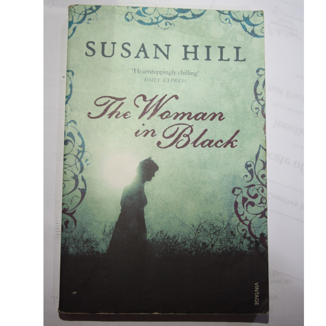 The Woman in Black novel book