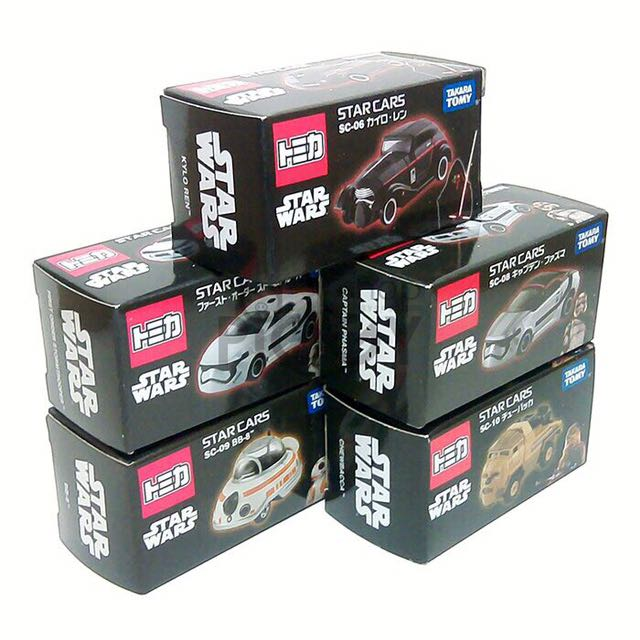 Tomica Stars Car 1 set (5pcs)
