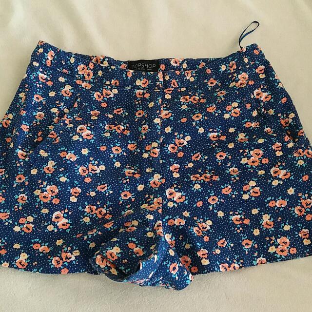Topshop Shorts.