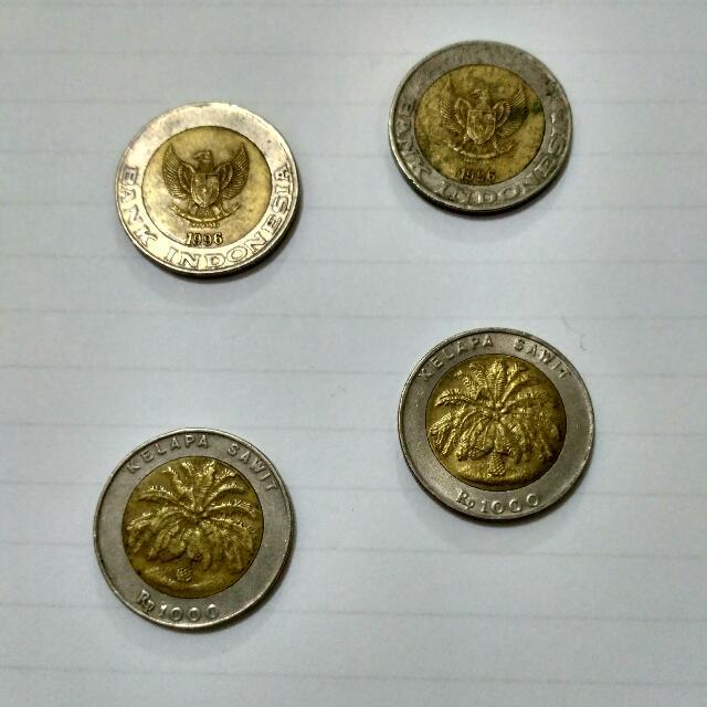 Uang Kuno 100 Tahun 1996